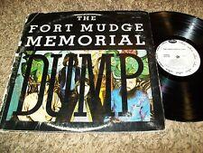 Garage Psych WLP PROMO Fort Mudge Memorial Dump 1969 LP Mercury!