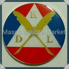 Orden Caballero De La Luz Car Emblem