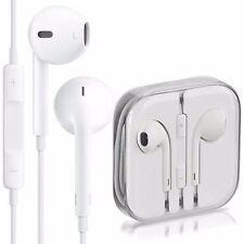 Cuffie Apple con controllo volume per cellulari e palmari