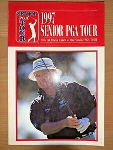1997 SENIOR PGA TOUR MEDIA GUIDE - JIM COLBERT