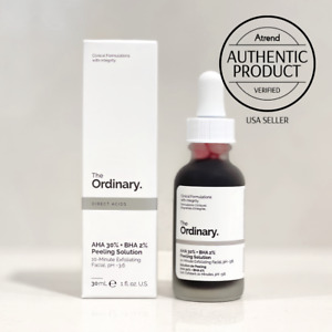 The Ordinary Peeling Solution AHA 30% + BHA 2% | USA SELLER | Authentic Product