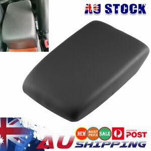 for Toyota Kluger armrest lid 2008 -2013 model PU leather Black entre console AU