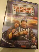 Dvd   DOS COLGADOS EN CHICAGO  CON JEAN RENO Y C .CLAVIER