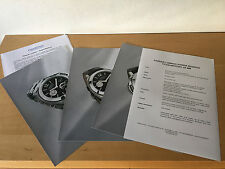 Press Kit - PANERAI Luminor Power Reserve SIHH 2002 - The watch is NOT INCLUDED