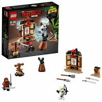 LEGO NINJAGO MOVIE Spinjitzu Training 70606 BRAND NEW