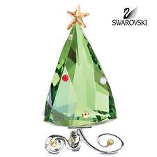 SWAROVSKI CRYSTAL CHRISTMAS WINTER TREE 5155709 ORIG PRICE $160 BRAND NEW IN BOX