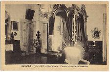 1940 - Busseto - Villa Verdi a Sant'Agata - Camera da letto del Maestro