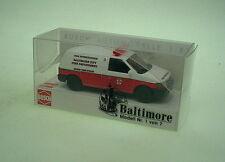 1:87 Busch Dodge Ram Van / Baltimore City Fire Department (USA)