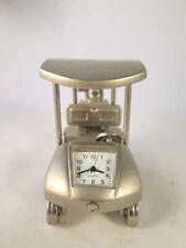 Golf Buggy Clock