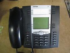 Aastra 55i VOIP (6755i) Telefonia IP Telephone Phone Handset 4-lines PoE Black