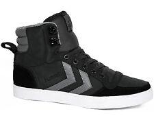 Hummel Stadil Winter Sneaker Leather High Black / Schwarz  64-180-2001