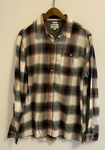 Mens LEE COOPER Check Shirt - Size XL