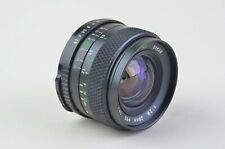 EXC++ SAKAR 28mm F2.8 M42 SCREW MOUNT LENS, VERY SHARP, NICE QUALITY LENS