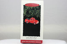 Hallmark Series ALL AMERICAN TRUCKS  1956 Ford Truck 1st Die Cast Metal