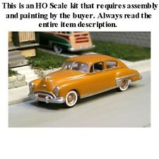 """HO SCALE: 1949 OLDSMOBILE """"ROCKET 88"""" 2-DOOR CLUB SEDAN by Sylvan-Kit V-171"""