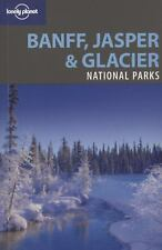 National Parks Travel Guide: Banff, Jasper and Glacier by Oliver Berry, Lonely P