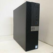 ✅ Dell OptiPlex 5060 SFF i7-8700 16GB DDR4 256GB m.2 NVMe SSD 1TB HDD WIN10 PRO