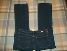 "TOMMY JEANS ""Hip Jean Classic 13 Blue Denim 29.5""Inseam GreatCondition!"
