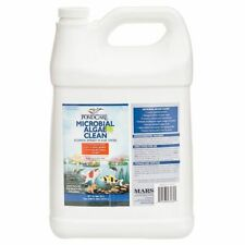 LM PondCare Microbial Algae Clean 1 Gallon (Treats 38,400 Gallons)