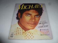 Vintage Michael Jackson In Concert Souvenir Edition Vol 1 No 1 1984 Program Book