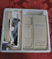 VINTAGE DUOFONE TAD - 270 DUAL MICROCASSETTE TELEPHONE ANSWERING SYSTEM #43-706