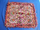 SILK VELVET - CHAIR CUSHION  good condition and solid