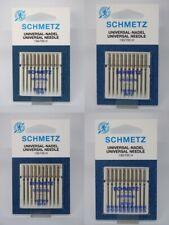 Schmetz Universal Nähmaschinen Flachkopf Nadel Nähmaschinennadeln 130/705 H