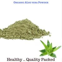 200 Gram Certified Organic Aloe Vera Powder - Herbal Powder - Free Shipping