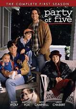 Party of Five - The Complete First Season (DVD, 2014, 4-Disc Set)