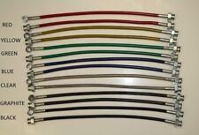 STAINLESS STEEL CLUTCH LINE Honda Civic EK BLACK
