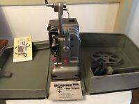Vintage Bolex Paillard M8 Projector Swiss Made in pristine working condition!