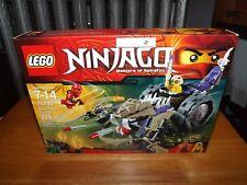 LEGO, NINJAGO, ANACONDRAI CRUSHER, KIT #70745, 219 PIECES, NIB, 2015