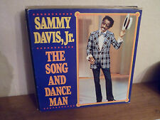 "LP 12 "" SAMMY DAVIS JR - The song and dance man - EX/NM - CENTURY - 6340 245"