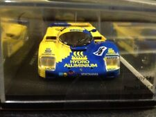 Spark model 1/43 hydro Aluminium Porsche 962 # 16 Le Mans 1989 New In Box