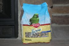KAYTEE SUPREME PARROT FOOD 5 LB BAG NATURAL SEEDS AND GRAINS HIGH QUALITY MIX