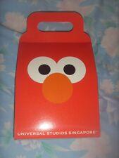 Brand New Universal studios Singapore Gift Box - Sesame Street