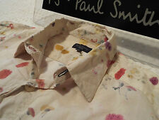 Paul Smith Slim Floral Casual Shirts & Tops for Men