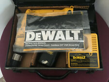 "DeWalt DW945 DW9104 Charger Versa Clutch Cordless 3/8"" VSR 12v Driver Drill"