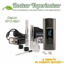 Arizer Solo 2 - Vaporisateur Portable - Docteur Vaporisateur - Arizer Tech