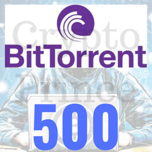 1 Hour Mining Contract BitTorrent(500 BTT) Processing (TH/s)