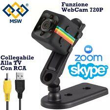 WebCam 1280P 720P HQuality Scuola Studio VideoCamera Smartworking per Skype Zoom