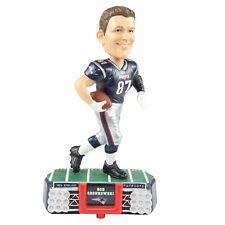 Rob Gronkowski New England Patriots Stadium Lights Bobblehead NFL