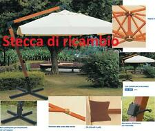 stecca di legno ricambio per ombrellone decentrato Maxima 3x4 mt 94 cm
