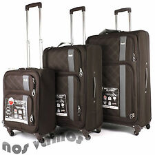 Soft Waterproof Unisex Adult Luggage Sets