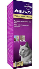 Feliway Spray Pheromone Reduce Cat Stress Claming Urine Spraying & Scratching 60
