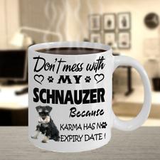 Schnauzer Dog,Riesenschnauzer,Minia ture Schnauzer,Schnauzers Dog,Cup,Coffee Mug