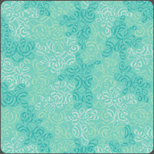 Art Gallery • Nature Elements • Caribbean Blue • Baumwoll Stoff • 0,5m