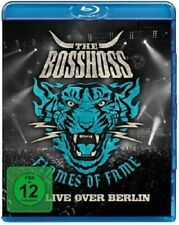 THE BOSSHOSS - FLAMES OF FAME (LIVE OVER BERLIN)  BLU-RAY  ROCK & POP  NEU