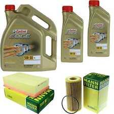 Inspektionskit Filter Castrol 7L Oil 5W30 for VW Golf VII 5G1 BE1 2.0 Gti