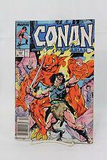 Marvel comics Conan the barbarian No 205